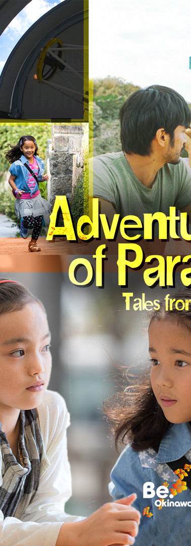 Adventures of Paradise: Okinawa Tales poster