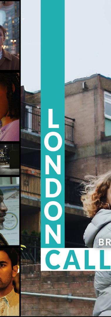 Brit Shorts: London Calling poster