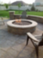 fire pit, fire pit design, fire pits in cleveland, fire pits in north ridgeville, patios, patios in cleveland, patio design, patio design north ridgeville