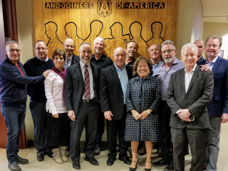 Carpenters' Union donates $1 million to SickKids Hospital