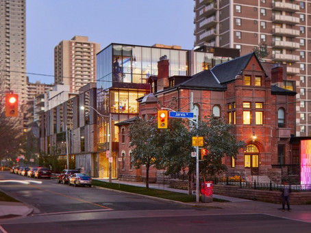 Two Toronto buildings win Governor General's Medals in Architecture