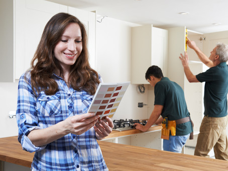 Growing home renovation industry helps boost economy