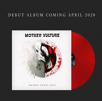 "Mother Vulture ""Mother Knows Best"" Merch Bundle - PRE-ORDER -"