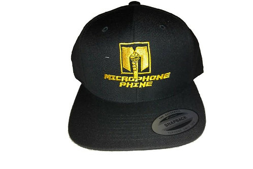 Limited Edition Microphonephine snap back