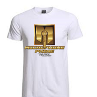 White MicrophonePhine T-Shirts