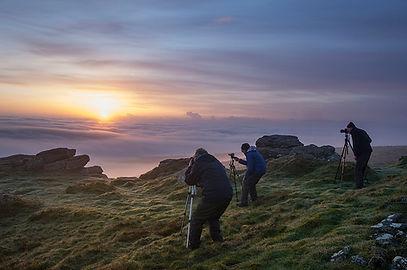 Workshoppers at sunrise.jpg