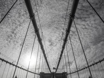 Bridge Morning Shadows