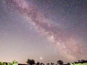 Milky Way at the Gates