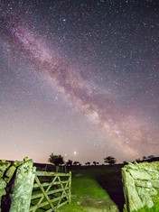 Milkyway Way at the Gates