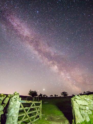 Milkyway Way at the Gates