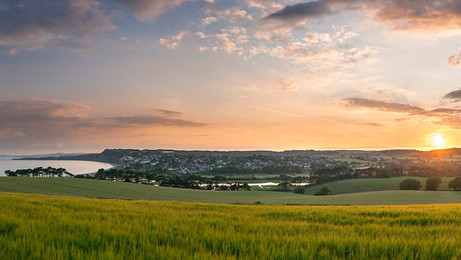 Otter Valley Sunset