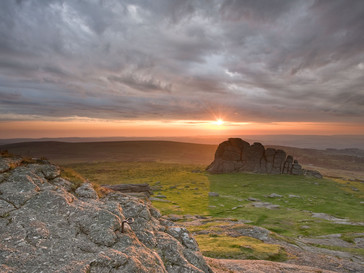 Haytor First Light