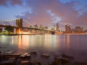 Brooklyn Bridge Moods