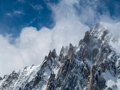 Cloud over the Peaks