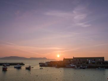 Lyme Regis First Light
