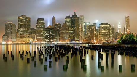 Manhattan from the Slipway