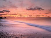 Budleigh sunrise