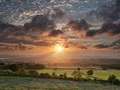 East Devon Sunset