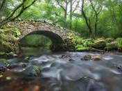 Hisley Bridge Flow