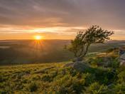 Yar Tor Sunset