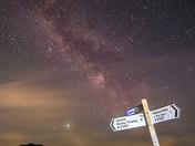 Milky Way at Hemsworthy gate
