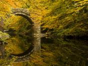Holne Bridge