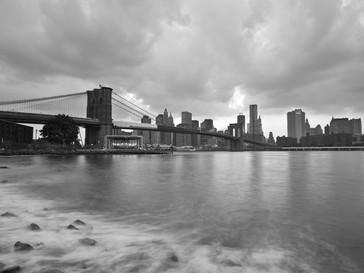 Brooklyn Bridge Clouds