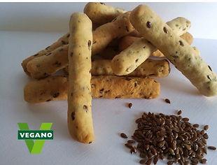 Palitos de Linaza veganos, vegano, linaza, Libre de Gluten. Gluten free Costa Rica