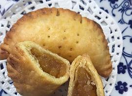 Empanada de piña, Libre de Gluten