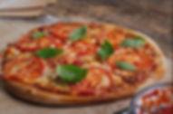 Masa para pizza, pizza, sin  gluten, libre de gluten, masa congelada,