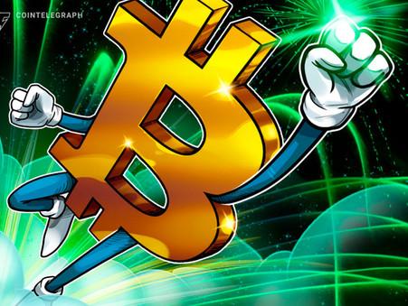 Na rota para US$200mil? Bitcoin fechou fevereiro 26% acima do preço do modelo Stock-to-Flow
