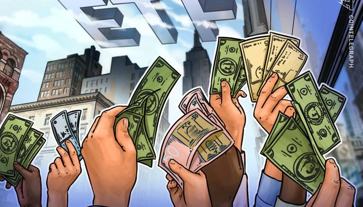 Primeiro ETF de Bitcoin da América do Norte teve uma estréia explosiva com US$ 564 milhões em ativos