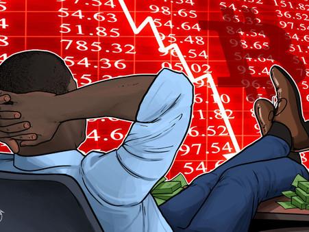 Baleia vendeu BTC antes do crash de 2020 e lucrou US$ 156 milhões antes da queda de 20% desta semana