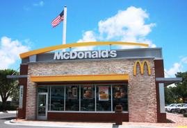McDonalds Yagar Construction