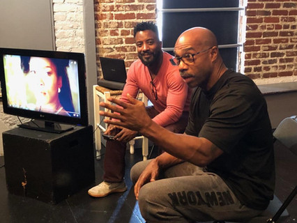 Michael Beach Teaching Advice at Actorsc