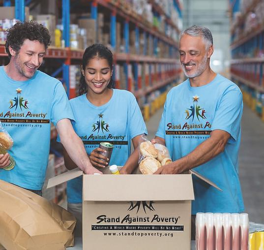 Volunteers SAP Food Donation 2.png