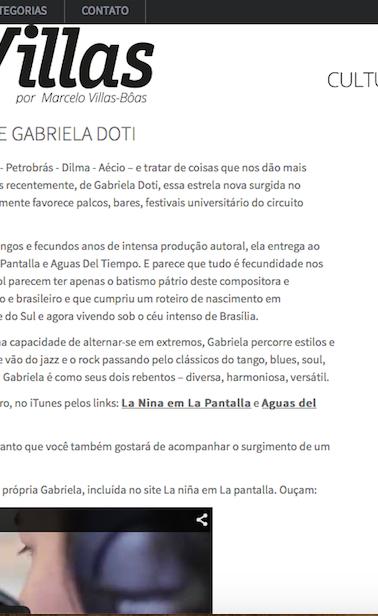 Blog do Villas RS