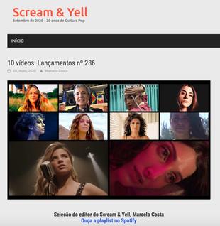 Scream_&_Yell_Gabi_Doti_Lançamento_Eco