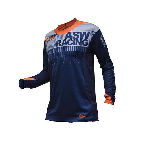 Camisa Asw Podium Tech 17 Azul