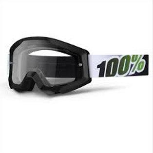 Óculos 100% Strata Preto/Verde