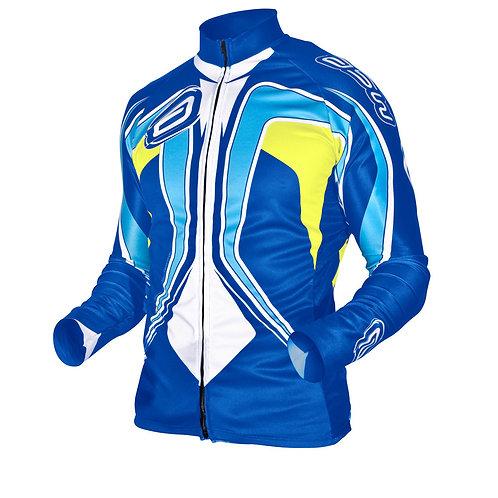 Camisa ASW active Race M.L Azul