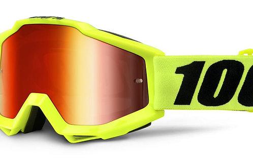 Óculos 100% Accuri Verde Fluor