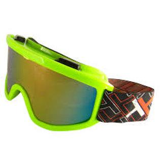 Óculos Mattos Racing Espelhada Fluor