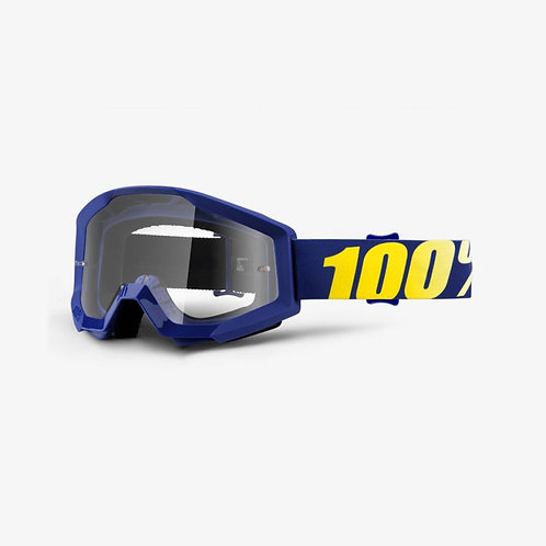 Óculos 100% Strata Azul/Amarelo