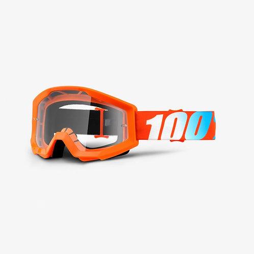 Óculos 100% Strata Laranja
