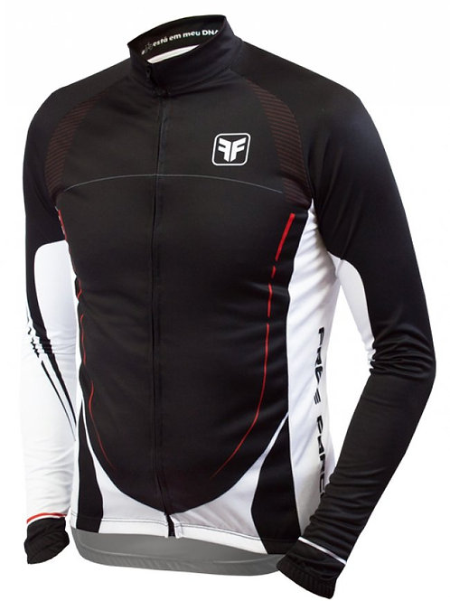 Camisa Free Force Shield M.L Preta