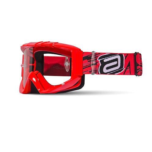 Óculos Asw A2 Storm Vermelho