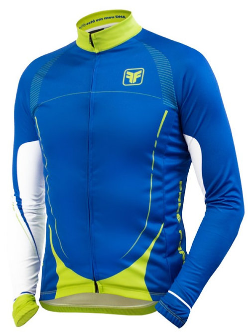 Camisa Free Force Shield M.L Azul