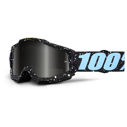 Óculos 100% Accuri Preto Lunar