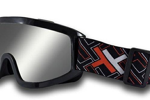 Óculos Mattos Racing Espelhada Preto